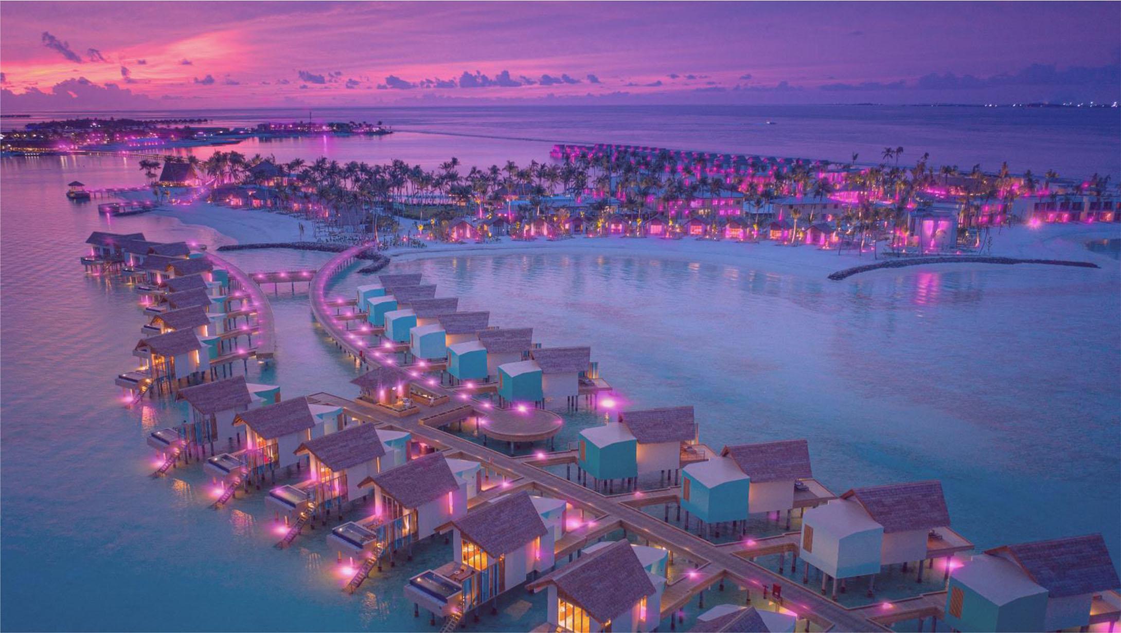 O Hard Rock Hotel Maldives recebe prêmios pela prestigiosa World Travel Awards e oferece tarifas especiais com desconto e upgrades para reservas efetuadas até 30 de novembro de 2020, com estadas até 31 de março de 2022