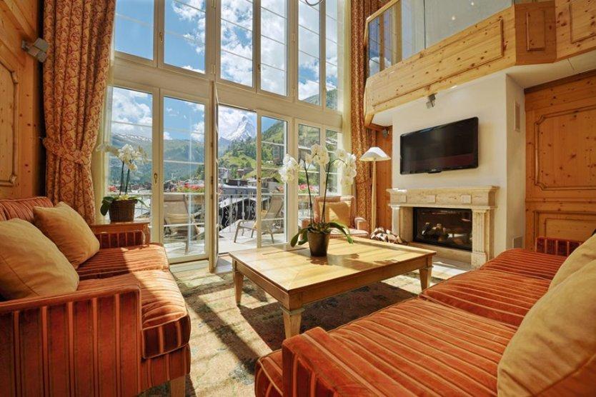 Matterhorn Duplex Suite