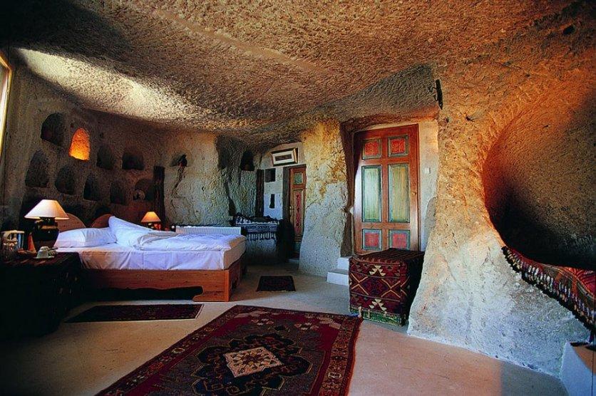 Güvercinlik Cave