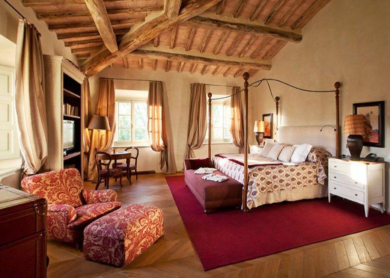 Villa Biondi - Master Bedroom