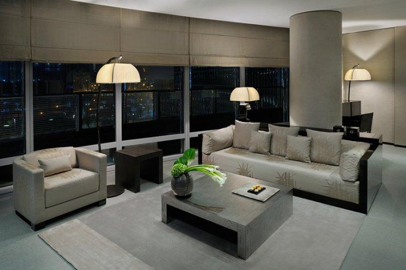 Armani Ambassador - Living Room