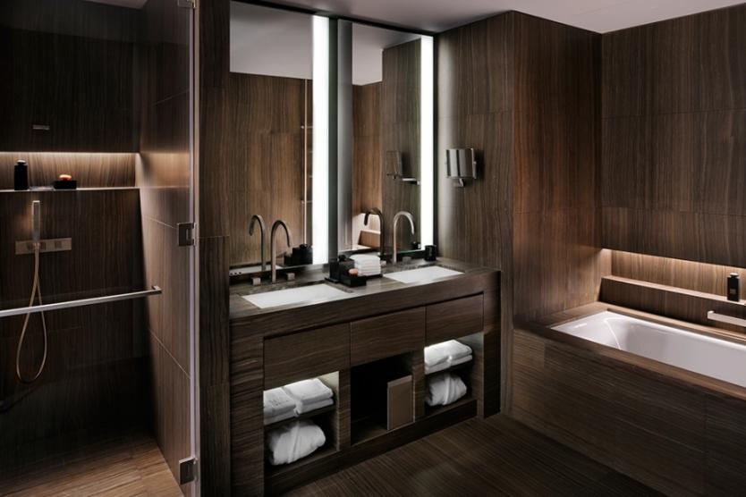 Armani Classic - Bathroom