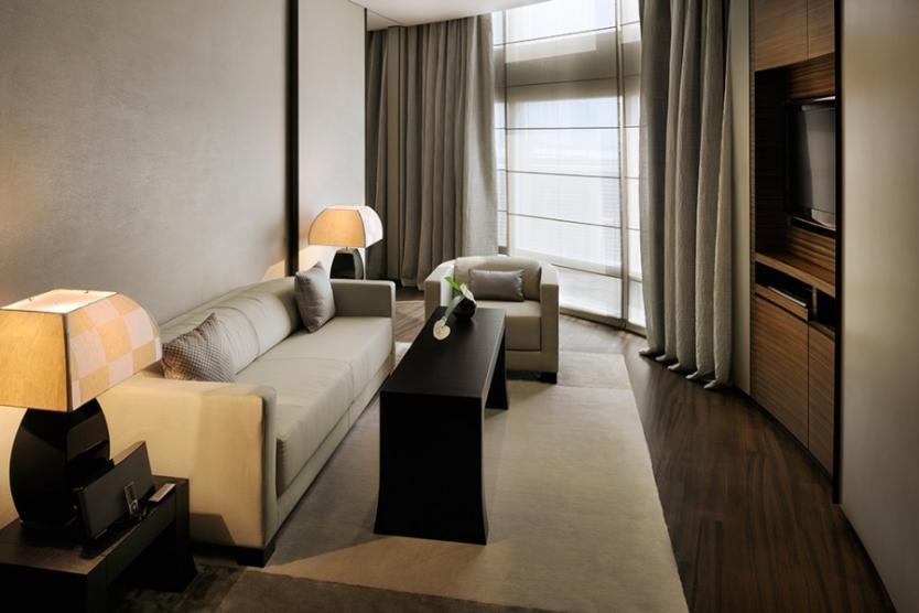 Armani Classic - Living Room