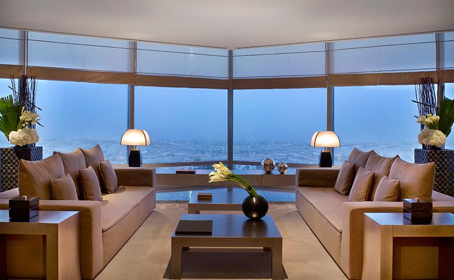 Armani Dubai Suite