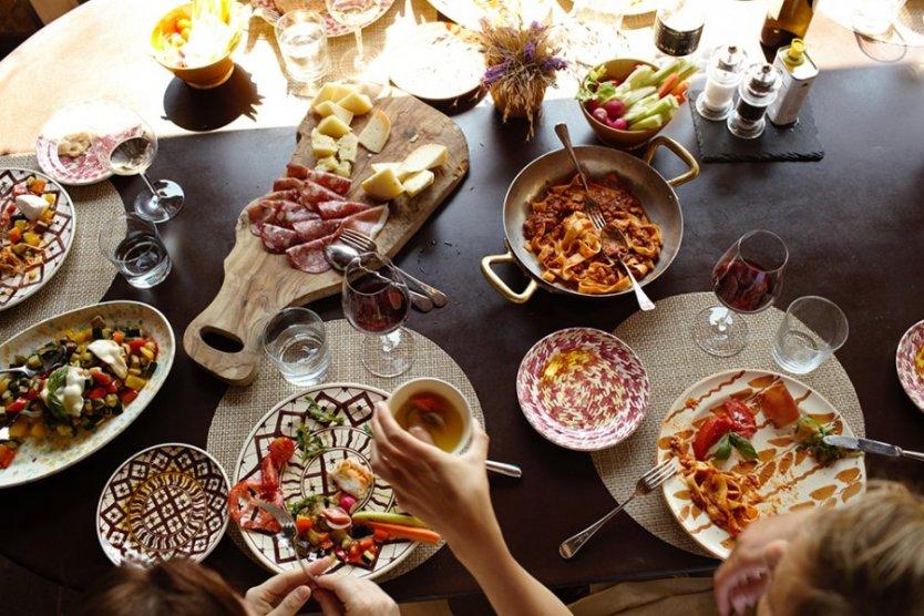 La Canonica Lunch