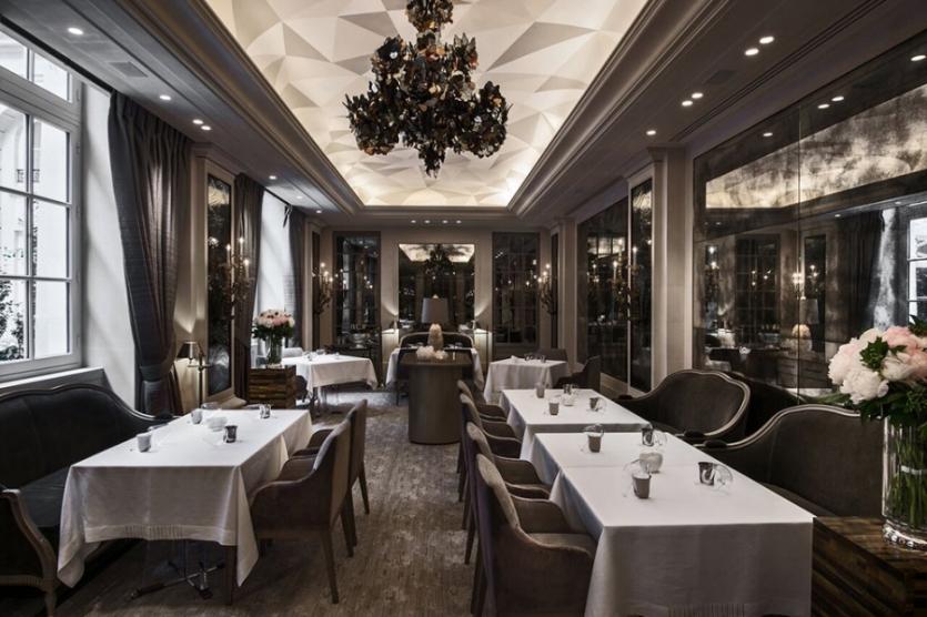 Restaurante L'Ecrin