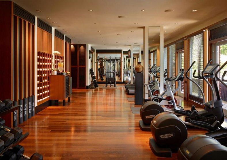 The Setai Gym
