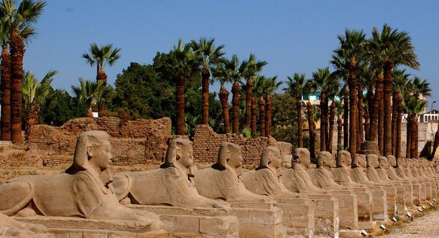 Egito, Marroccos
