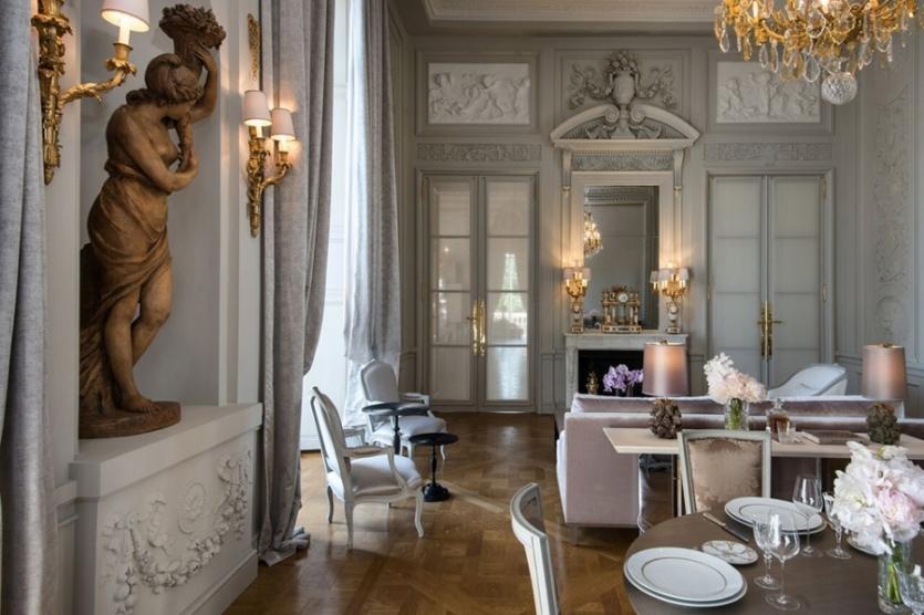 Salon Marie Antoinette