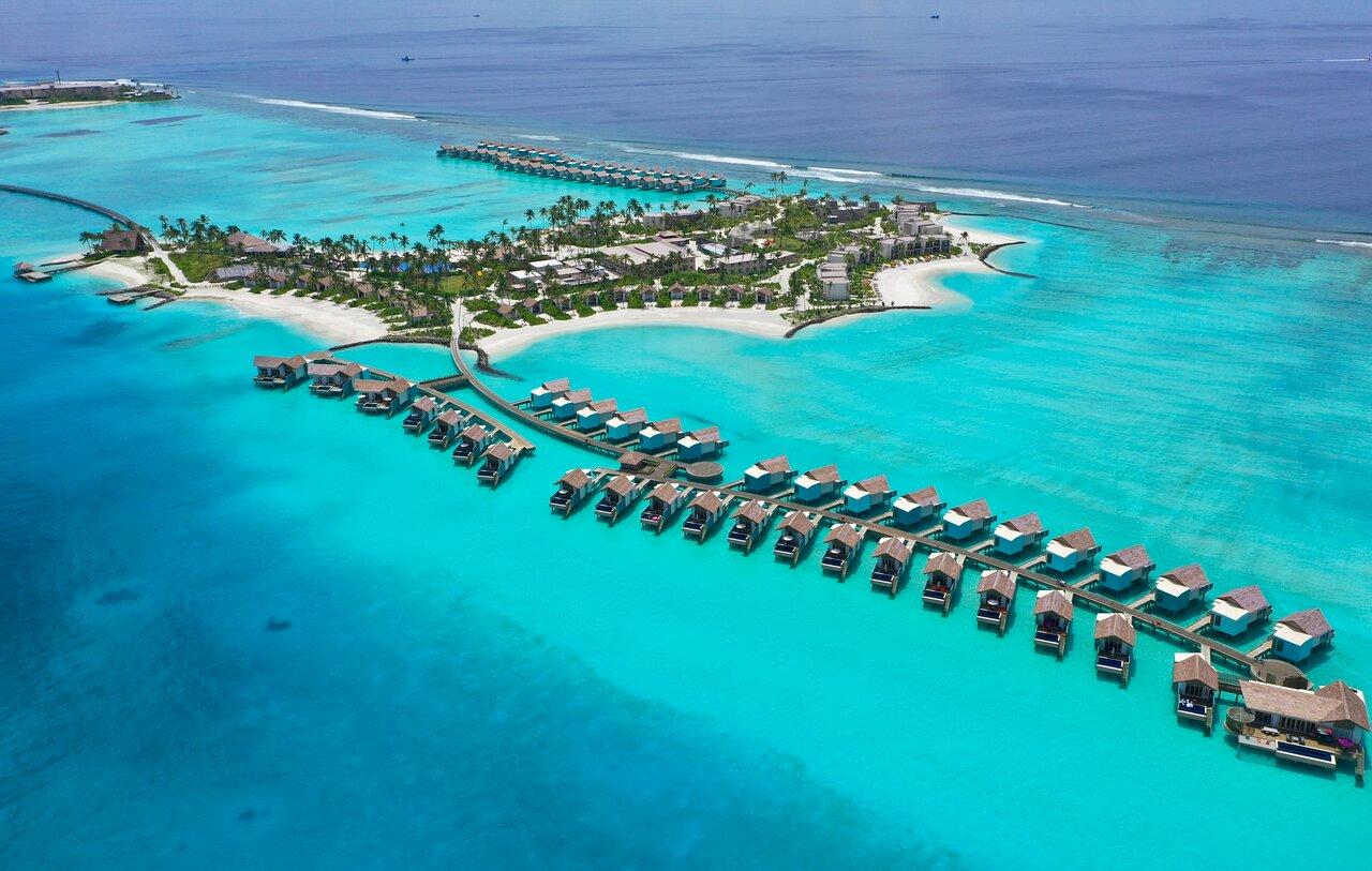 Oferta Hard Rock Hotel Maldives Para O Mercado Brasileiro