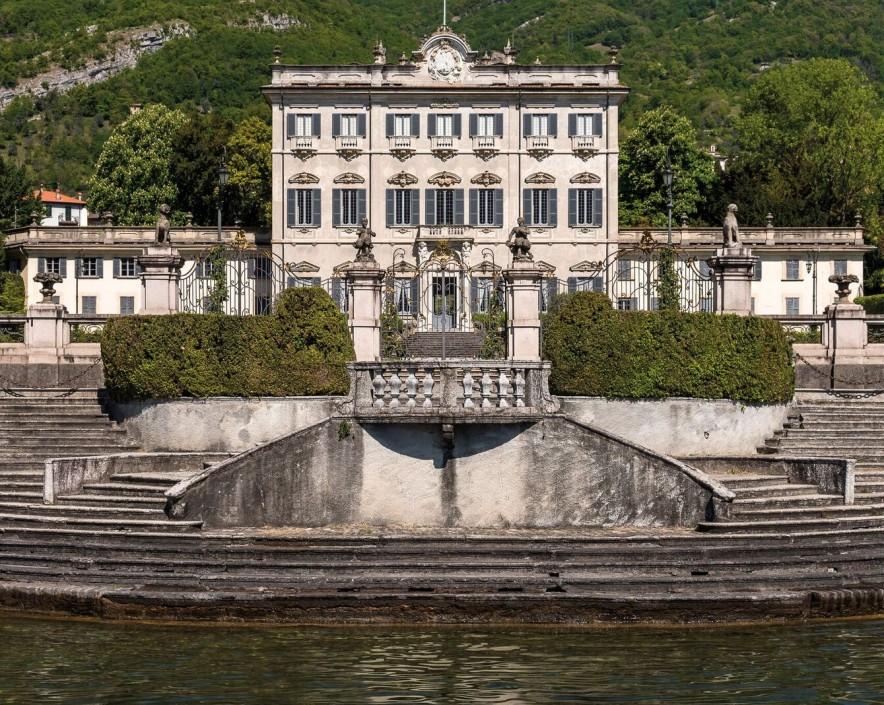 Grand Hotel Tremezzo, Lago de Como