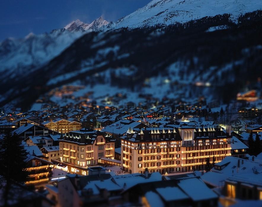 Temporada de Ski em Zermatt