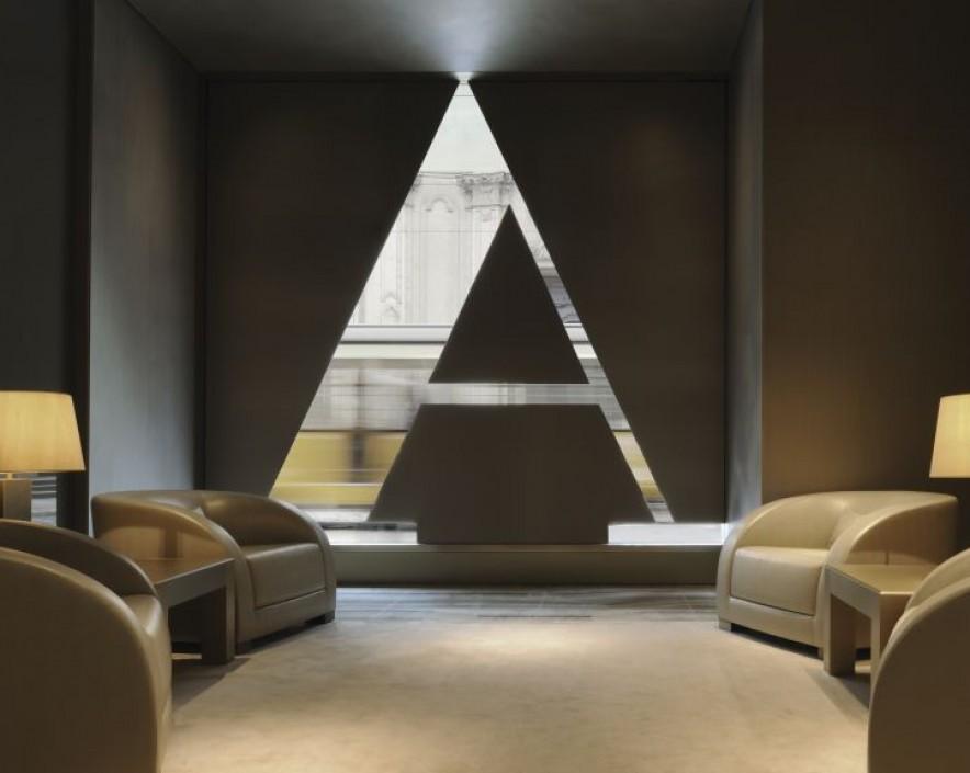 Video Armani Hotel Milano