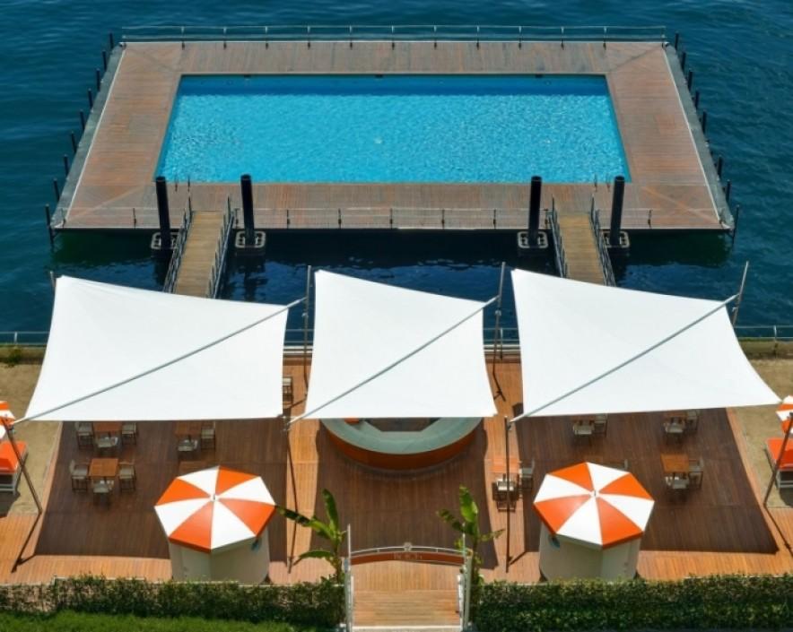 Grand Hotel Tremezzo reabriu dia 26/06/2020