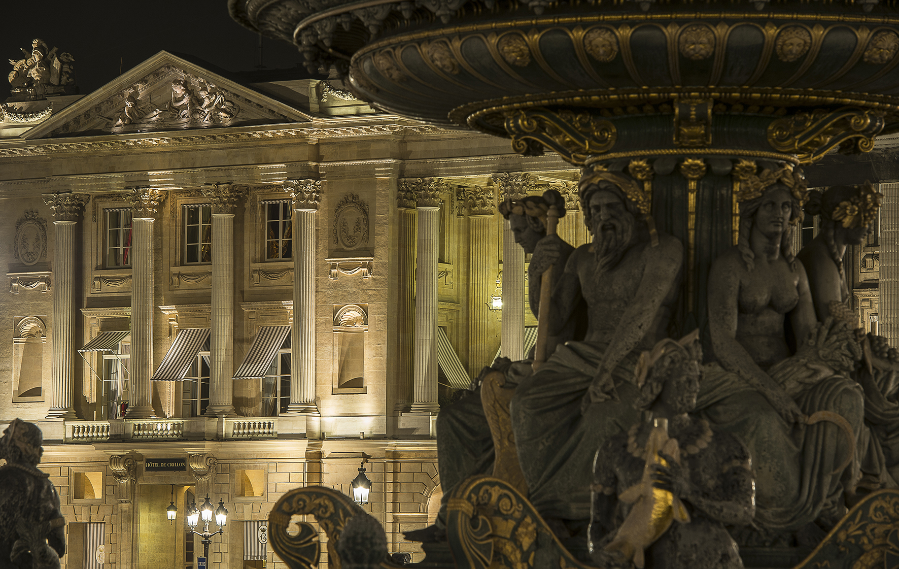 3. Hotel de Crillon A Rosewood Hotel ©Thierry-SAMUEL-Nuit